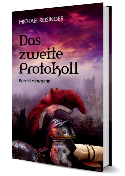 Das zweite Protokoll - Michael Reisinger - Buchautor - Bayerntal Saga