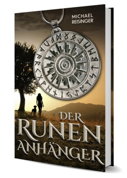 Der Runenanhänger - Michael Reisinger - Buchautor - Bayerntal Saga