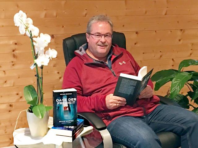 Michael Resinger Autor der Bayerntal Saga